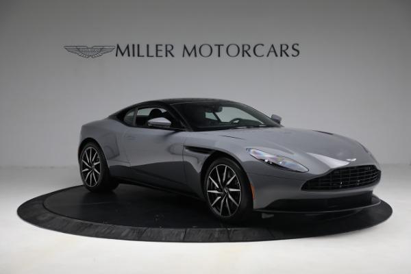 New 2021 Aston Martin DB11 V8 for sale $235,986 at Maserati of Westport in Westport CT 06880 10