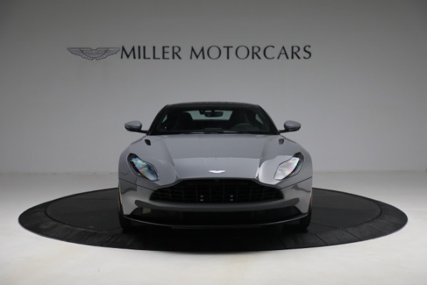 New 2021 Aston Martin DB11 V8 for sale $235,986 at Maserati of Westport in Westport CT 06880 11