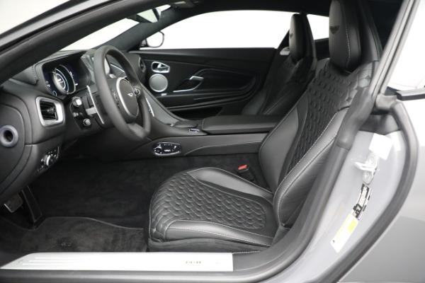 New 2021 Aston Martin DB11 V8 for sale $235,986 at Maserati of Westport in Westport CT 06880 14