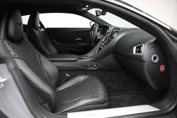 New 2021 Aston Martin DB11 V8 for sale $235,986 at Maserati of Westport in Westport CT 06880 18