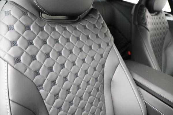 New 2021 Aston Martin DB11 V8 for sale $235,986 at Maserati of Westport in Westport CT 06880 21