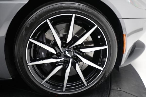 New 2021 Aston Martin DB11 V8 for sale $235,986 at Maserati of Westport in Westport CT 06880 24