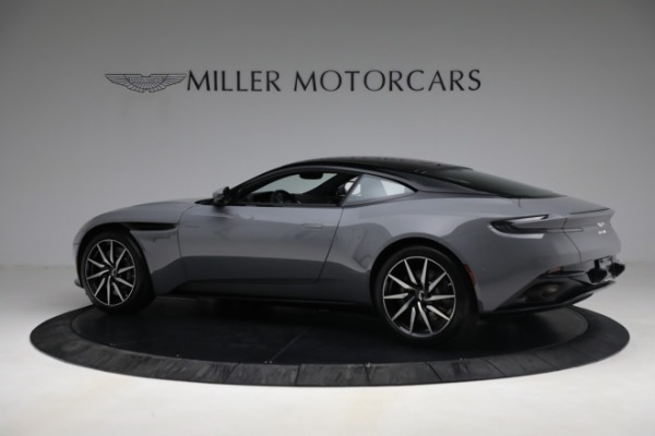 New 2021 Aston Martin DB11 V8 for sale $235,986 at Maserati of Westport in Westport CT 06880 3