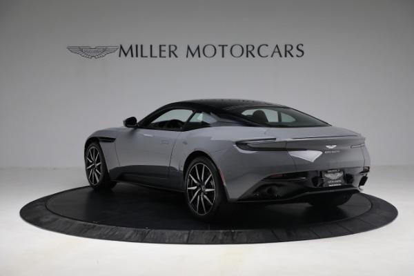 New 2021 Aston Martin DB11 V8 for sale $235,986 at Maserati of Westport in Westport CT 06880 4