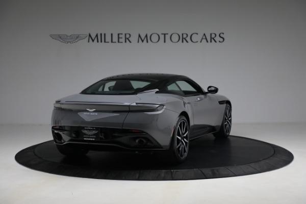 New 2021 Aston Martin DB11 V8 for sale $235,986 at Maserati of Westport in Westport CT 06880 6