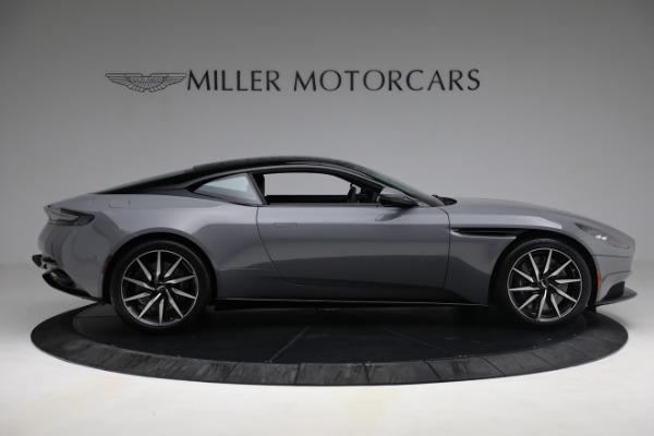 New 2021 Aston Martin DB11 V8 for sale $235,986 at Maserati of Westport in Westport CT 06880 8
