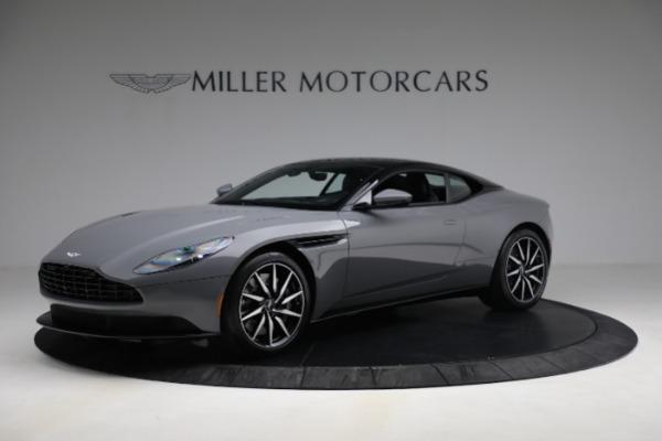 New 2021 Aston Martin DB11 V8 for sale $235,986 at Maserati of Westport in Westport CT 06880 1