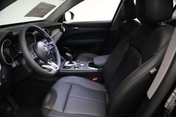 New 2021 Alfa Romeo Stelvio Ti for sale $51,955 at Maserati of Westport in Westport CT 06880 13