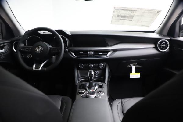 New 2021 Alfa Romeo Stelvio Ti for sale $51,955 at Maserati of Westport in Westport CT 06880 15