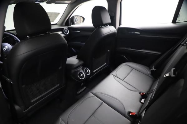 New 2021 Alfa Romeo Stelvio Ti for sale $51,955 at Maserati of Westport in Westport CT 06880 16