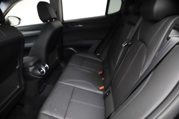 New 2021 Alfa Romeo Stelvio Ti for sale $51,955 at Maserati of Westport in Westport CT 06880 17