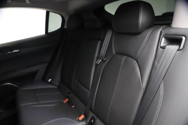 New 2021 Alfa Romeo Stelvio Ti for sale $51,955 at Maserati of Westport in Westport CT 06880 18