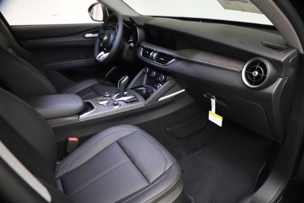 New 2021 Alfa Romeo Stelvio Ti for sale $51,955 at Maserati of Westport in Westport CT 06880 19
