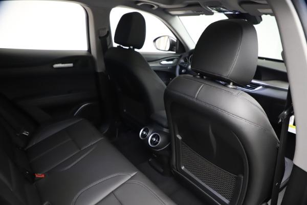 New 2021 Alfa Romeo Stelvio Ti for sale $51,955 at Maserati of Westport in Westport CT 06880 21