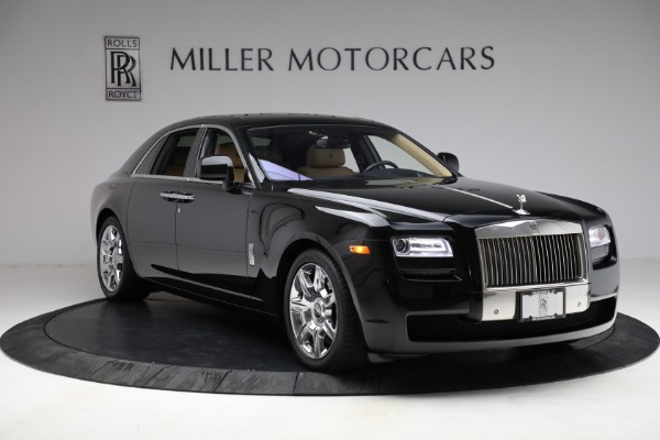 Used 2011 Rolls-Royce Ghost for sale Call for price at Maserati of Westport in Westport CT 06880 11