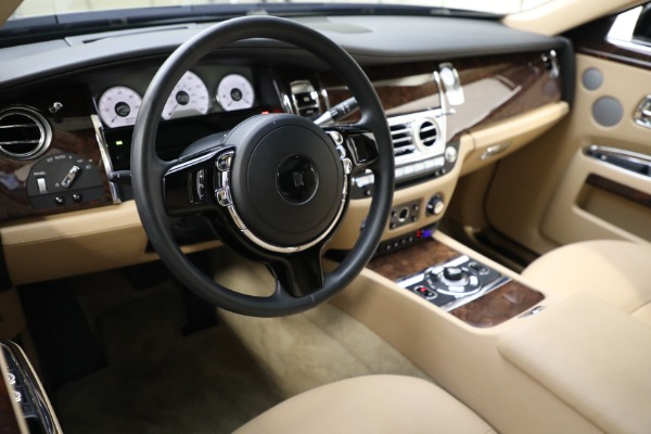 Used 2011 Rolls-Royce Ghost for sale Call for price at Maserati of Westport in Westport CT 06880 12