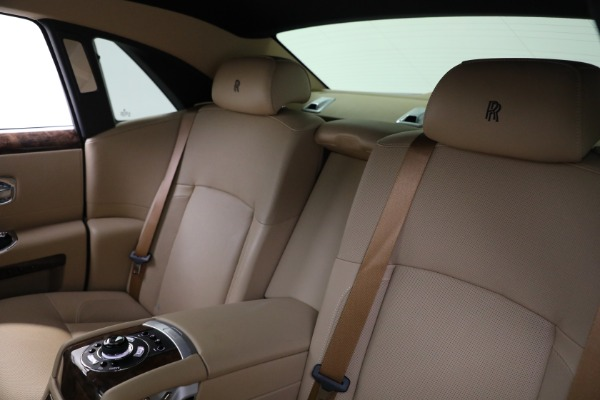 Used 2011 Rolls-Royce Ghost for sale Call for price at Maserati of Westport in Westport CT 06880 16