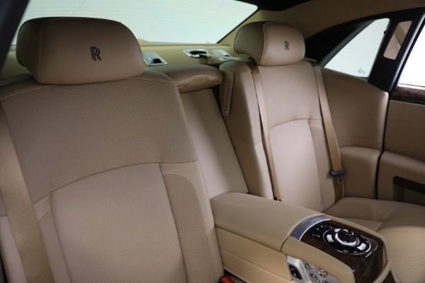Used 2011 Rolls-Royce Ghost for sale Call for price at Maserati of Westport in Westport CT 06880 17