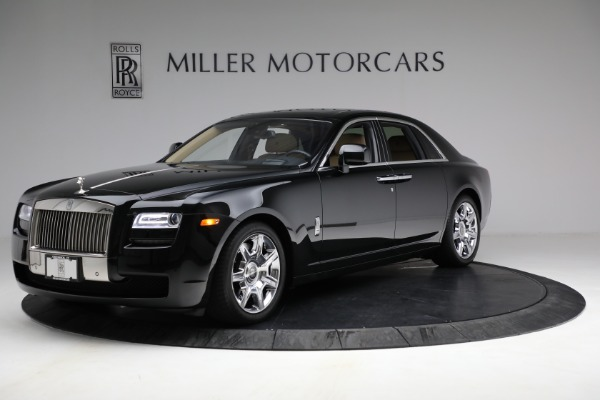 Used 2011 Rolls-Royce Ghost for sale Call for price at Maserati of Westport in Westport CT 06880 3
