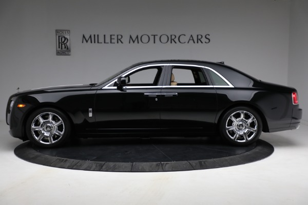 Used 2011 Rolls-Royce Ghost for sale Call for price at Maserati of Westport in Westport CT 06880 4