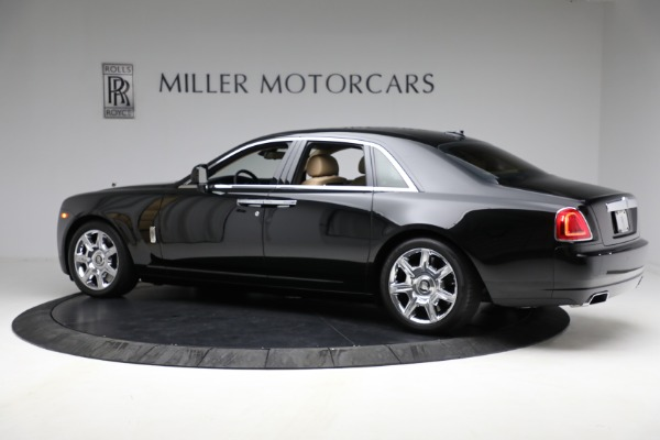Used 2011 Rolls-Royce Ghost for sale Call for price at Maserati of Westport in Westport CT 06880 5