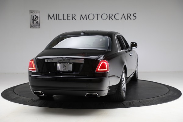 Used 2011 Rolls-Royce Ghost for sale Call for price at Maserati of Westport in Westport CT 06880 7