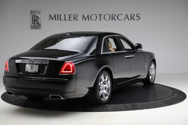 Used 2011 Rolls-Royce Ghost for sale Call for price at Maserati of Westport in Westport CT 06880 8