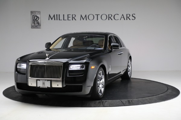 Used 2011 Rolls-Royce Ghost for sale Call for price at Maserati of Westport in Westport CT 06880 1