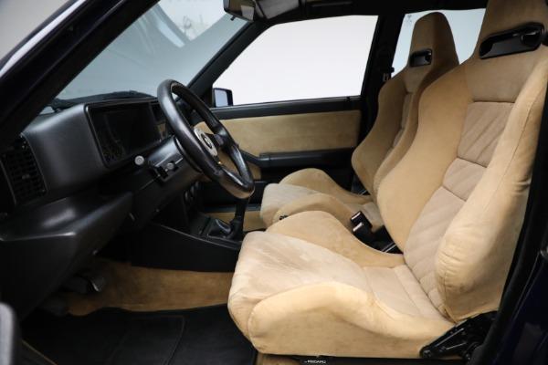 Used 1994 Lancia Delta Integrale Evo II for sale $95,900 at Maserati of Westport in Westport CT 06880 14