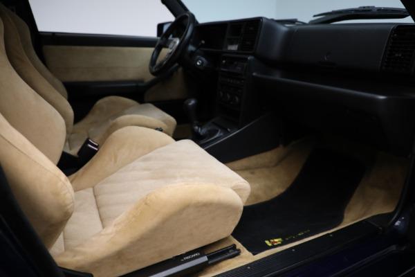 Used 1994 Lancia Delta Integrale Evo II for sale $95,900 at Maserati of Westport in Westport CT 06880 18