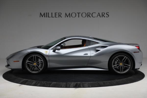 Used 2018 Ferrari 488 GTB for sale Sold at Maserati of Westport in Westport CT 06880 3