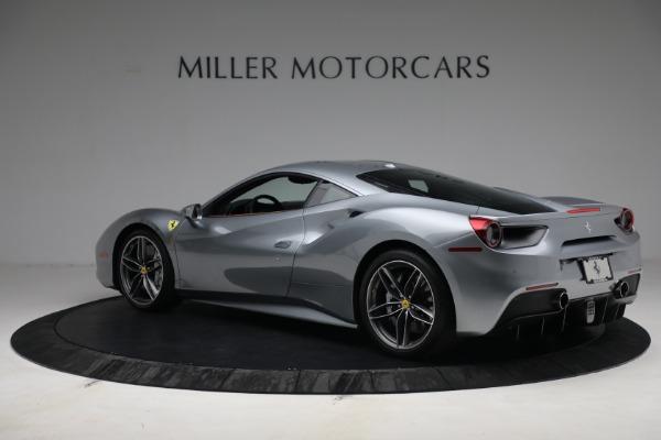 Used 2018 Ferrari 488 GTB for sale Sold at Maserati of Westport in Westport CT 06880 4