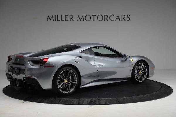 Used 2018 Ferrari 488 GTB for sale Sold at Maserati of Westport in Westport CT 06880 8