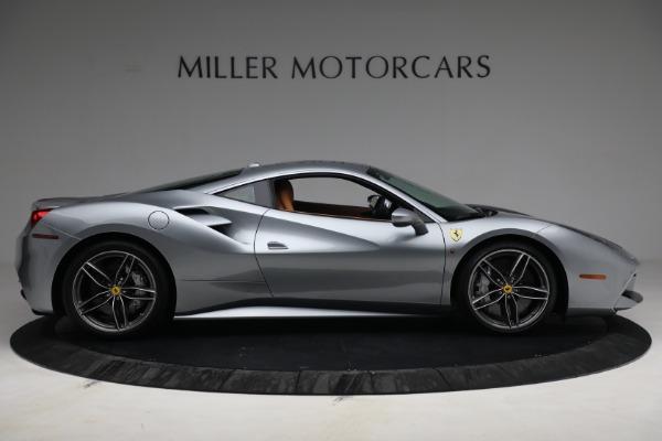 Used 2018 Ferrari 488 GTB for sale Sold at Maserati of Westport in Westport CT 06880 9