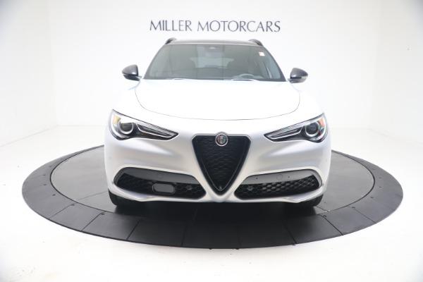 New 2021 Alfa Romeo Stelvio Ti Sport Q4 for sale $57,200 at Maserati of Westport in Westport CT 06880 12