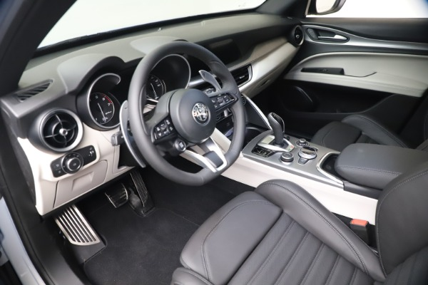 New 2021 Alfa Romeo Stelvio Ti Sport Q4 for sale $57,200 at Maserati of Westport in Westport CT 06880 13