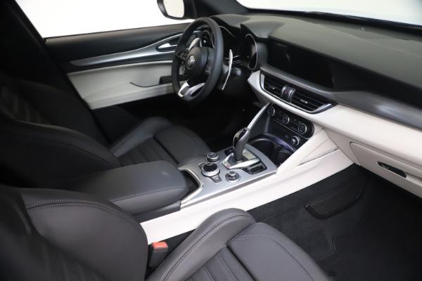 New 2021 Alfa Romeo Stelvio Ti Sport Q4 for sale $57,200 at Maserati of Westport in Westport CT 06880 19