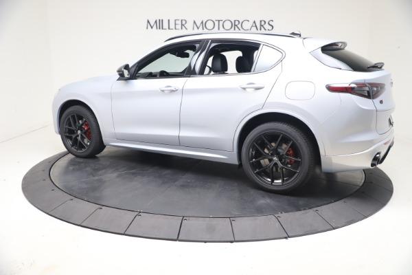 New 2021 Alfa Romeo Stelvio Ti Sport Q4 for sale $57,200 at Maserati of Westport in Westport CT 06880 4