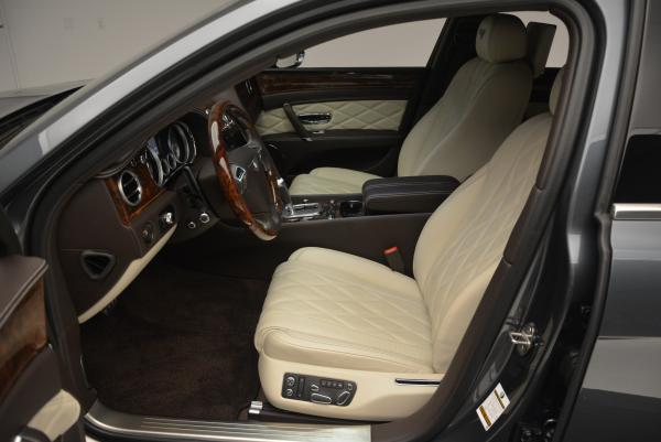 Used 2015 Bentley Flying Spur V8 for sale Sold at Maserati of Westport in Westport CT 06880 23