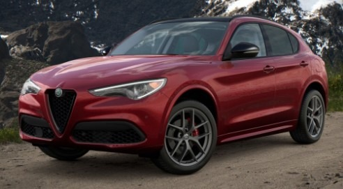 New 2021 Alfa Romeo Stelvio Ti Q4 for sale $52,045 at Maserati of Westport in Westport CT 06880 1