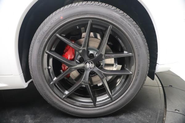 New 2021 Alfa Romeo Stelvio Ti Q4 for sale $53,740 at Maserati of Westport in Westport CT 06880 23