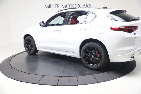 New 2021 Alfa Romeo Stelvio Ti Q4 for sale $53,740 at Maserati of Westport in Westport CT 06880 4