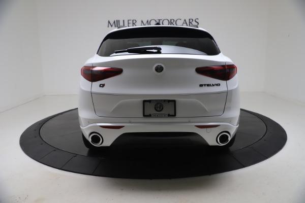 New 2021 Alfa Romeo Stelvio Ti Q4 for sale $53,740 at Maserati of Westport in Westport CT 06880 7