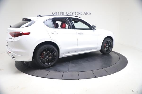 New 2021 Alfa Romeo Stelvio Ti Q4 for sale $53,740 at Maserati of Westport in Westport CT 06880 9