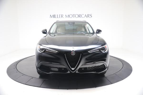 New 2021 Alfa Romeo Stelvio Ti Q4 for sale $54,755 at Maserati of Westport in Westport CT 06880 12