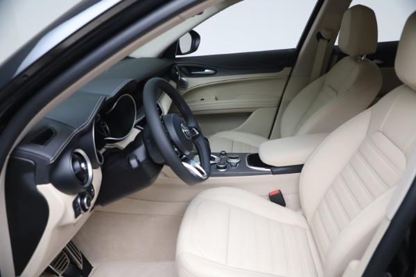 New 2021 Alfa Romeo Stelvio Ti Q4 for sale $54,755 at Maserati of Westport in Westport CT 06880 16