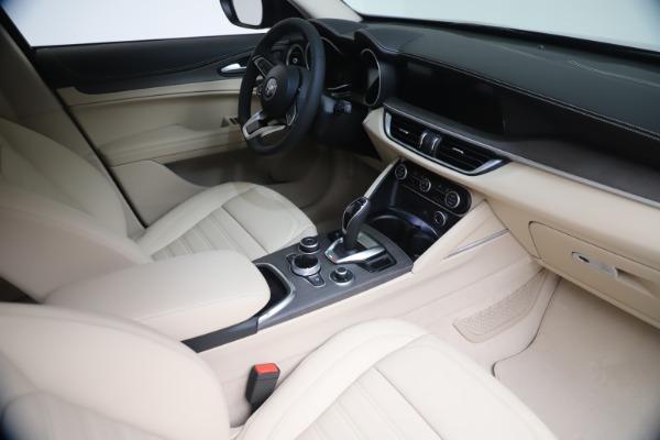 New 2021 Alfa Romeo Stelvio Ti Q4 for sale $54,755 at Maserati of Westport in Westport CT 06880 19
