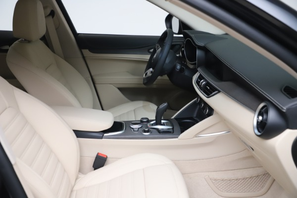 New 2021 Alfa Romeo Stelvio Ti Q4 for sale $54,755 at Maserati of Westport in Westport CT 06880 20