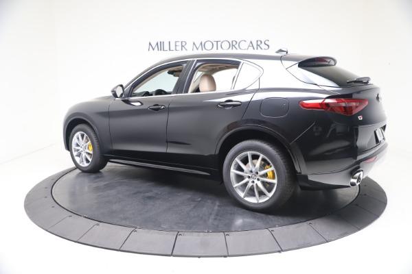 New 2021 Alfa Romeo Stelvio Ti Q4 for sale $54,755 at Maserati of Westport in Westport CT 06880 4