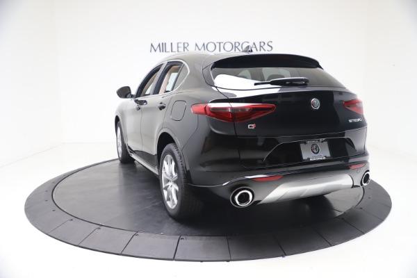 New 2021 Alfa Romeo Stelvio Ti Q4 for sale $54,755 at Maserati of Westport in Westport CT 06880 5